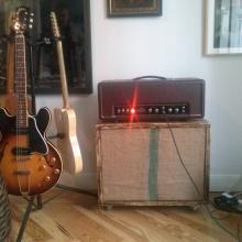 Pantalla Crossroads LCA Guitars