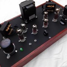 PHONO amplifier.