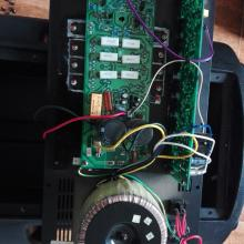 Reparación subwoofer ks Technologies