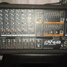 Powered Mixer Yamaha EMX 640