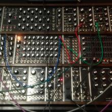 Modular MU 66 ( formato Moog )