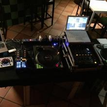 Fun4Funk set up La Plaça@Berga