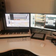 Home Studio Julio 2016