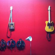 CigarBox,cables,Telecaster..