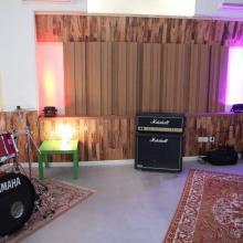 Sala grabación 1