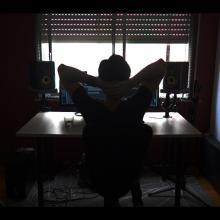 En mi Home Studio
