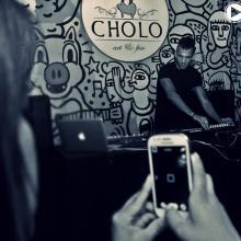 Two of Us@Cholo Bar,Lima