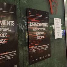 Detachments@TAG Bruxelles