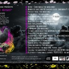 BLACK ROSES CD BY THE MIKA KING