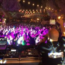 DJ AIRKID / SPE EN LAS FIESTAS DE NAVACERRADA 2016