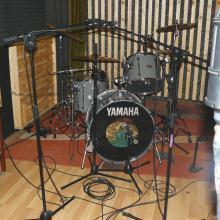 yamaha recording stidio