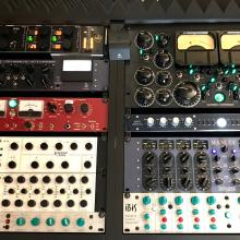 Consola Eternal Midnight Mastering Studio
