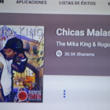 the mika king