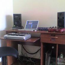 Home Studio (Vista General)