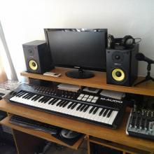 My Home.