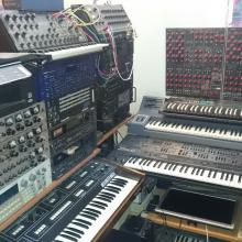 synth studio J.Landeira 2016 part 1