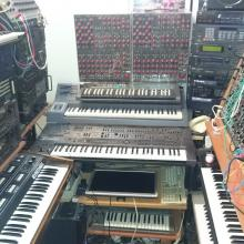 synth studio J.Landeira 2016 part 4