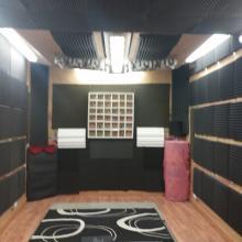 Sala preparada