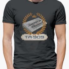 Diseño TR909 Laurel