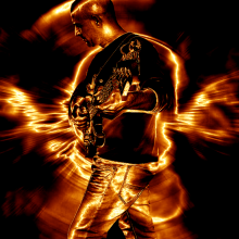 On fire ,2