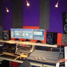 Mi pequeño home studio