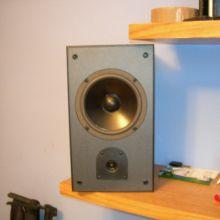 monitor de audio JBL
