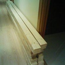madera para revestir la cabina