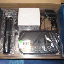 Micrófono inalámbrico de directo Shure PG24/PG58