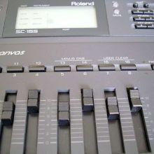 Roland Sound Canvas SC155 (Frontal)