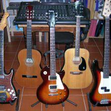 Las guitarras