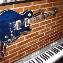 Guitarra Samick Avion