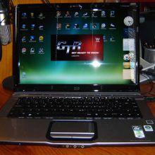 Portátil HP DV6715es