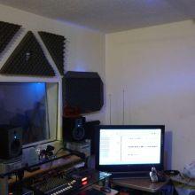 Estudio de grabacion para rondallas y coros