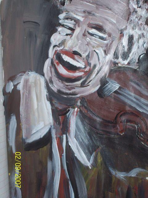 Charlton el violinista