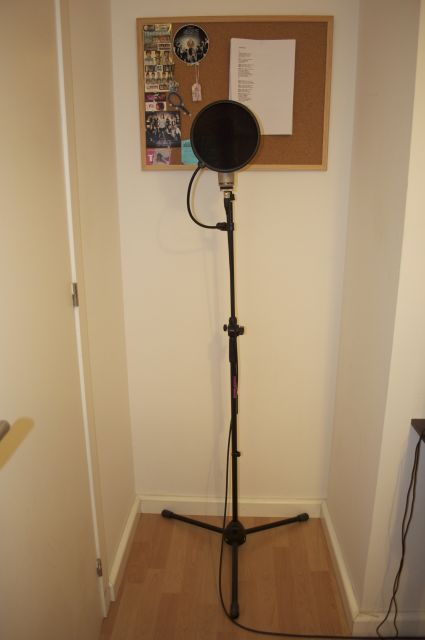 Micrófono Rode NT 1000 (1)