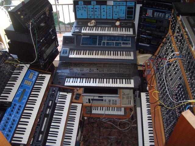 private studio J.Landeira. Barcelona, Spain (2011)
