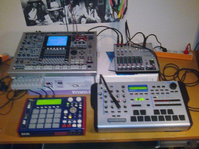 Mpc 1000, Px-7, Mc-909