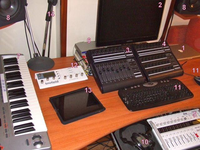 Home Studio Junio-2011