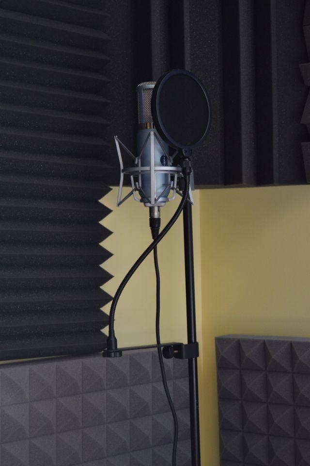 Microfono AKG