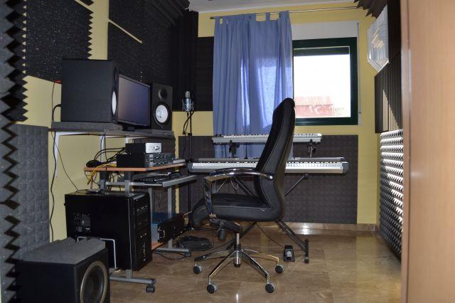 Habitación Home Estudio