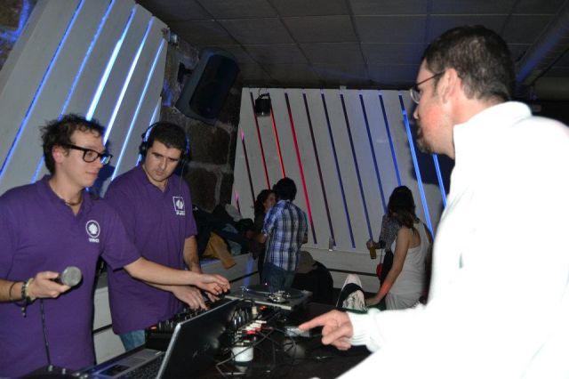 Sesión Dj Hugo Pg & Dj Vince (VIHUMON) - SALA MASTERCLUB - VIGO - 04