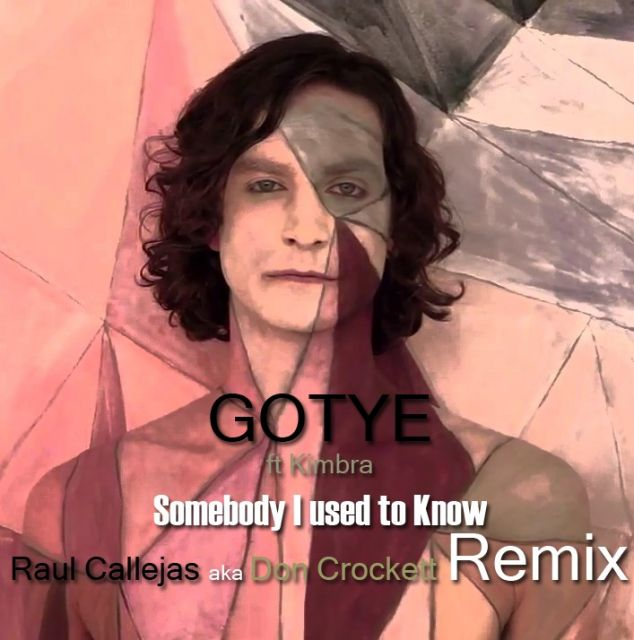 Somebody that I used to know feat Kimbra (Raúl Callejas aka Don Crockett Remix)