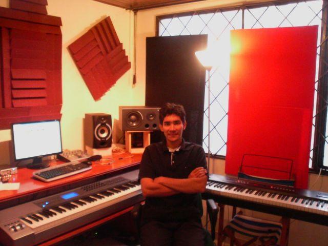 control home studio