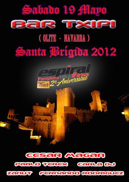 Tour Espiral Fm Pamplona @ Txipi (Olite)