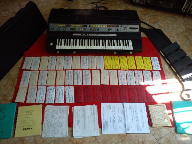 RMI KC-I KEYBOARD COMPUTER 1974 full equip!