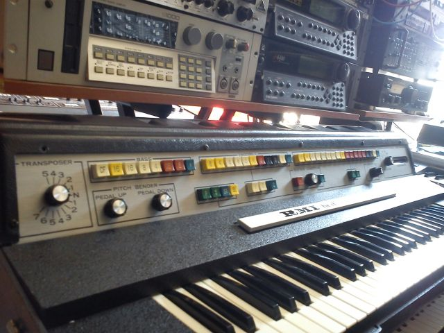 RMI KC-I KEYBOARD COMPUTER 1974 full equip!