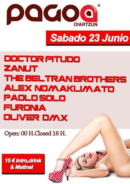 Doctor Pitudo @Pagoa (23-6-12)