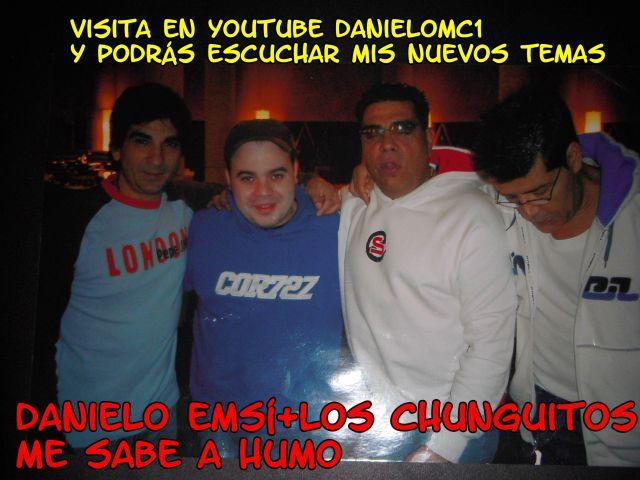 Danielo Emsí y  los Chunguitos