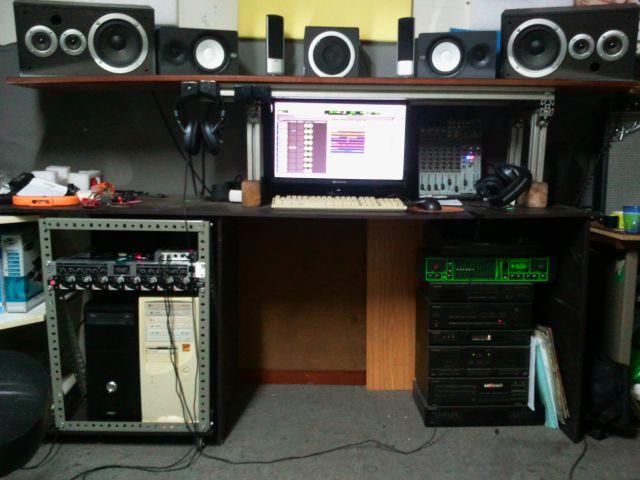 Mi home studio