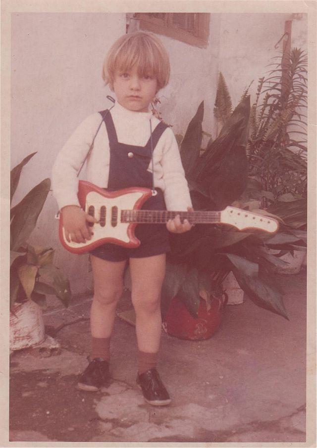 Mis comienzos en la música